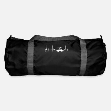 Train Driver Draisine Heartbeat - Duffle Bag