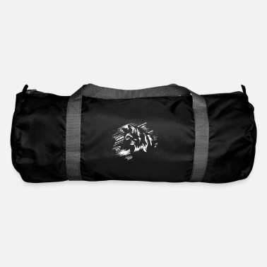 Easter Wolf tattoo - Duffle Bag