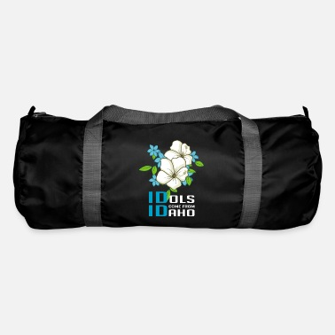 United States Idols Idaho Talented person gift - Duffle Bag