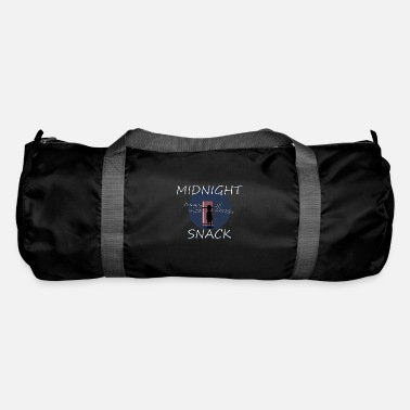 Affamé Idée cadeau Midnight Snack Girlfriend - Sac de sport