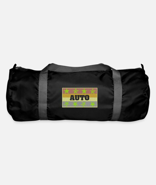 Automobile Bags & Backpacks - automobile - Duffle Bag black
