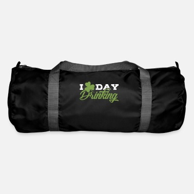 Cloverleaves St Patricks Day Shamrock Cloverleaves Irish Gift - Duffle Bag