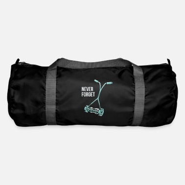 Robot Robot lawn mower - Never Forget - Duffle Bag