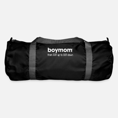 Download Boy Mom From Son Up To Son Down T-Shirt - Duffle Bag