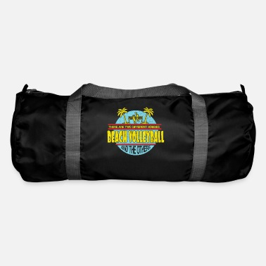 Beach Volleyball Beach volleyball beach volleyball - Duffle Bag