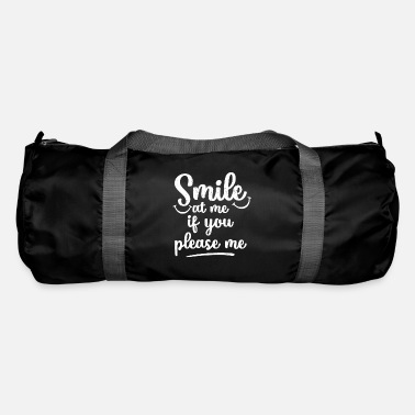 Single party laugh if you find me hot - Duffle Bag