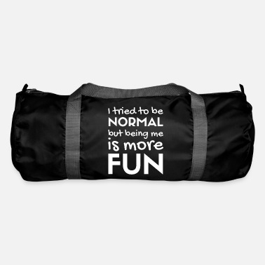 Fun Fun fun - Duffle Bag