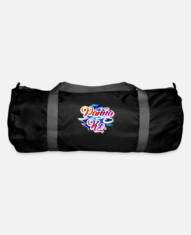Game Bags & Backpacks - Panna ko - Duffle Bag black