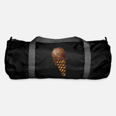 Ice-cream-cone ice cream - Duffle Bag