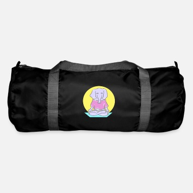 Health Sport fitness health competitive sport endurance - Duffle Bag