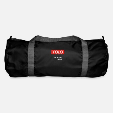 Jk Yolo JK Christian design - Duffle Bag