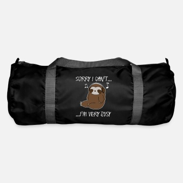 Lazy Lazy - Duffle Bag
