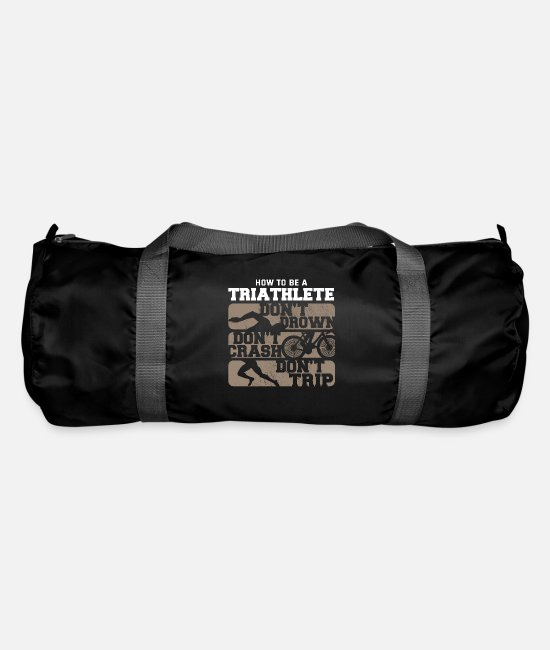 Triathlon Bags & Backpacks - Triathlon - Duffle Bag black