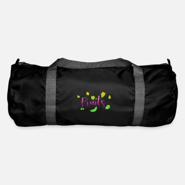 Fruit Fruits - fruits - Duffle Bag