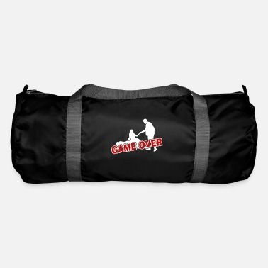 Game Over Game over - the game is over - Duffle Bag