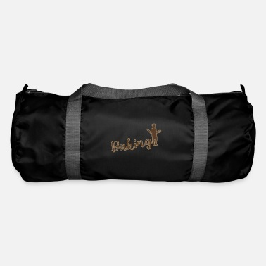 Bake Baking - baking - Duffle Bag