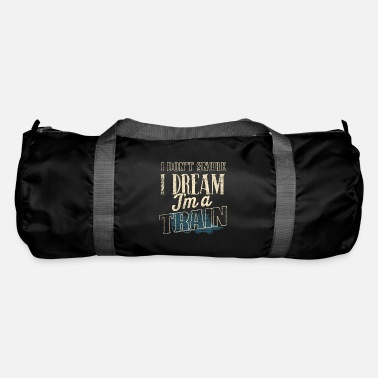 Training Train trains - Duffle Bag