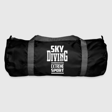 Skyrim Sky Diving - Duffel Bag