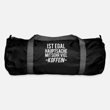 Caffeine coffee - Duffle Bag