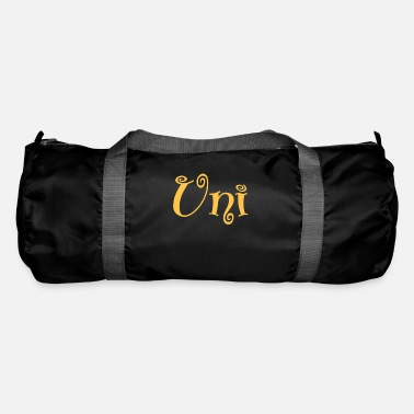 Uni Uni University Uni - Duffle Bag