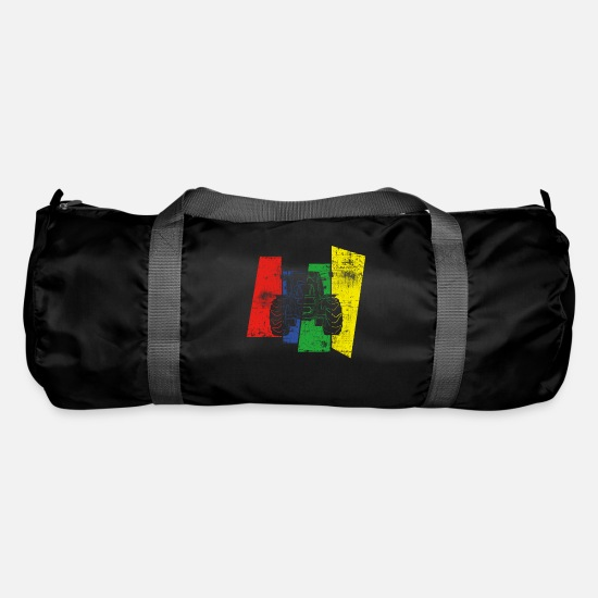 Tractor Bags & Backpacks - tractor - Duffle Bag black