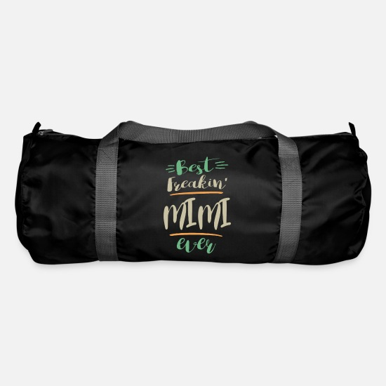 Mamaw Bags & Backpacks - Best Freakin' Mimi - Duffle Bag black