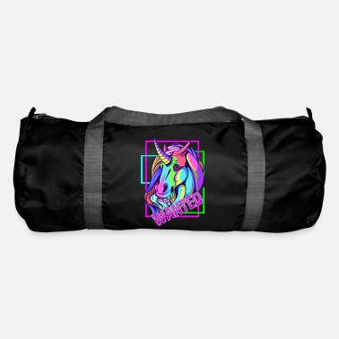 WANTED UNICORN unicorn wanted - Duffle Bag
