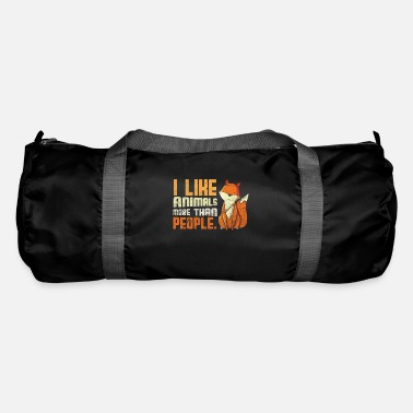 Animal Lover Animal animals Animal lovers - Duffle Bag
