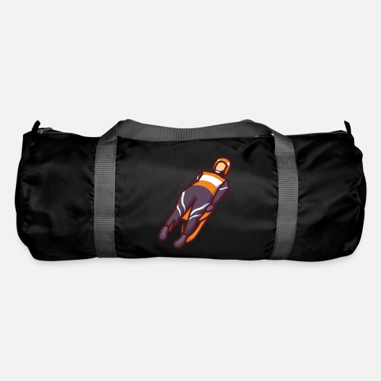 Love Bags & Backpacks - winter Games - Duffle Bag black
