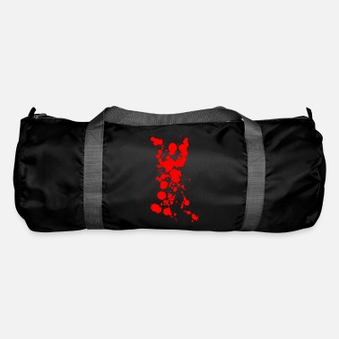 Bloodstain bloodstains - Duffle Bag