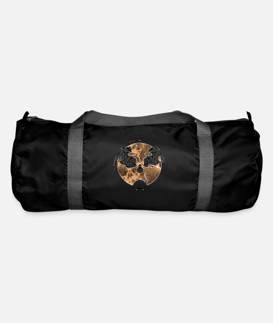 Drawing Bags & Backpacks - Apocalypse - Duffle Bag black