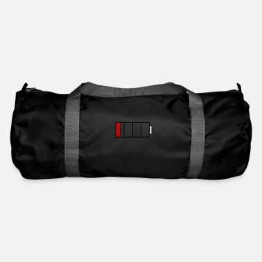 Battery No battery - Duffle Bag