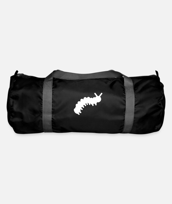Earthworm Bags & Backpacks - Caterpillar - Duffle Bag black