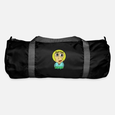 Funny Pictures Funny pictures drawing - Duffle Bag