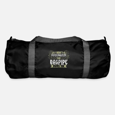 Band Bagpipe Scotland woodwind instrument - Duffle Bag