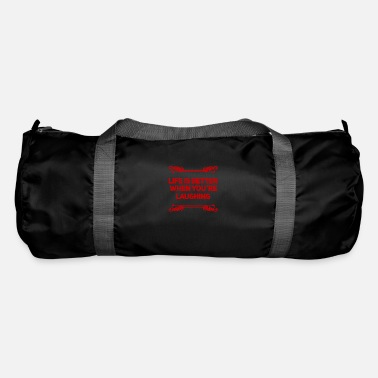 improve your life - Duffle Bag