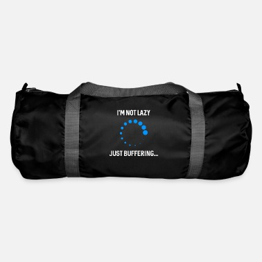 Video Buffer Just buffering. - Duffle Bag