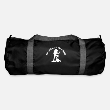 Reward The Journey Is The Reward - Duffle Bag