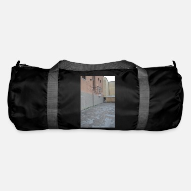 Court basketball court - Duffle Bag
