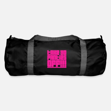 House Underwear Take yo panties off, idea, gift, gift idea - Duffle Bag