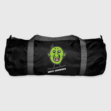 Vampire Cartoon Monster Creepy Happy Halloween - Duffel Bag