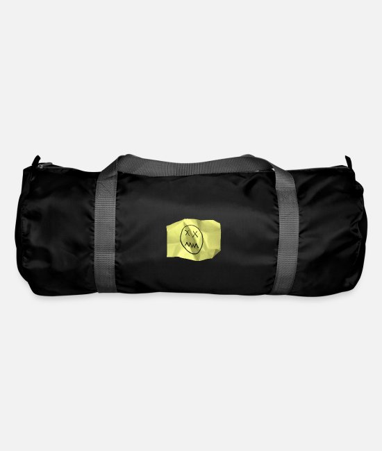 Game Bags & Backpacks - Post it note - Duffle Bag black