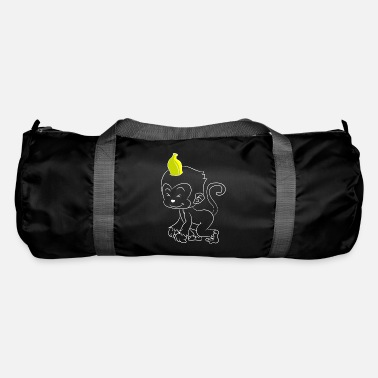 Banana Bananacorn Monkeycorn Unicorn Monkey Gift - Borsa sportiva