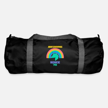 Awesome Since Awesome Since 70 - Duffle Bag