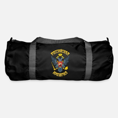 Soviet Union Coat of Arms of the Russian Empire Russia - Duffle Bag