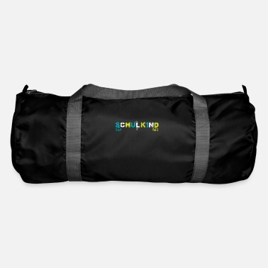 School Schoolchild enrollment elementary school gift idea - Duffle Bag