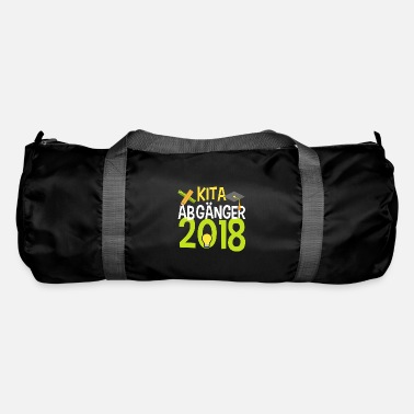 Elementary School KITA ABGÄNGER school child enrollment elementary school - Duffle Bag