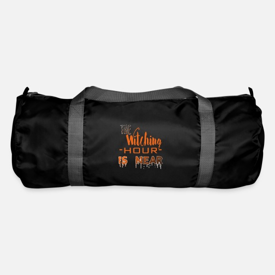 Geek Bags & Backpacks - The Witching Hour is Near - Duffle Bag black
