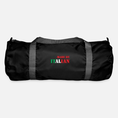 Italian MADE BY ITALIAN - Duffle Bag