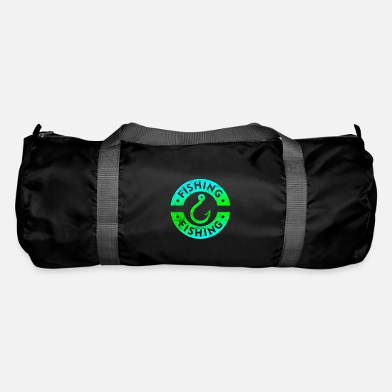 Symbol  Bags & Backpacks - Fishing fishing - Duffle Bag black